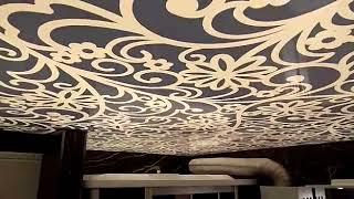 Удивительный потолок Double Vision